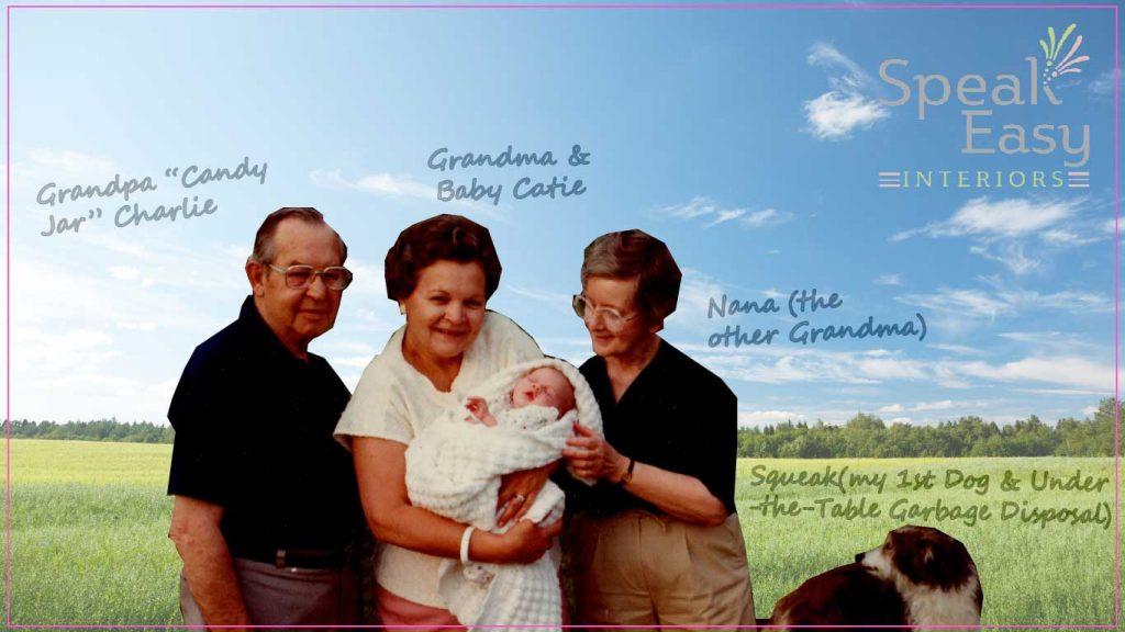 Catie Quanrud Family Photo