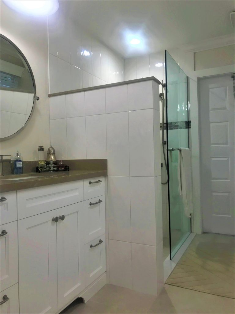 Speak Easy Interiors Bathroom Jupiter Florida Indian Creek Remodel
